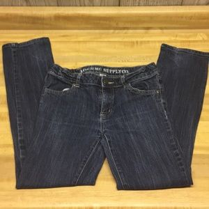 Mossimo Supply Co Slinny Jeans